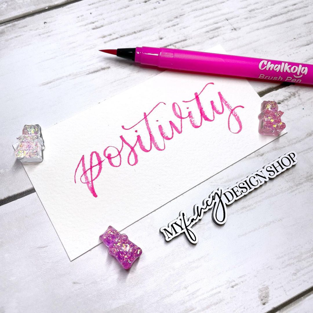 Watercolor Calligraphy 17