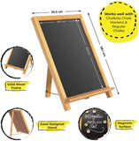 Bundle: Magnetic Chalkboard + Spray Cleaner + 1mm Neon & Earth Chalk Markers