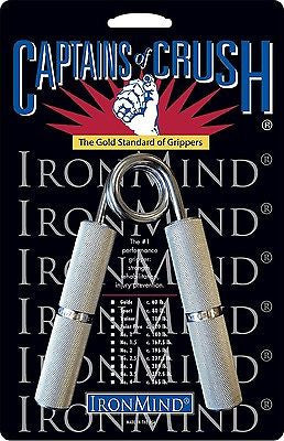 Ironmind Captains of Crush CoC Grippers Build Grip Hand Strength PICK ANY MODEL