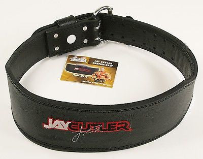 Schiek Jay Cutler Weight Lifting Belt