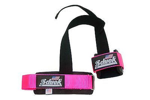 NEW Schiek 1000PLSP Womens Pink 2 Lifting Straps Weight Lifting CrossFit