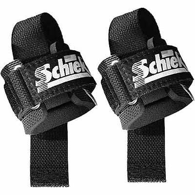 NEW Schiek 1000PLS Power Series 2 Lifting Straps Weightlifting Cross Training