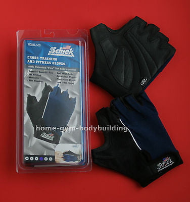 NEW Schiek Model 510 Cross Training - Weight -Cycling  Unisex Gloves ALL SIZES