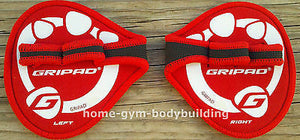 Gripads Lifting Grips Non-Slip Grip WeightLifting Gripad Gloves ALL COLORS NEW