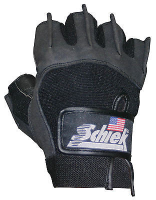 NEW Schiek Gel Padded Gloves Model 715 Premium Series Lifting Glove All Sizes