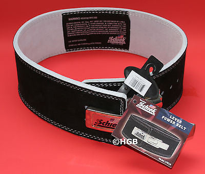NEW Schiek L7010 Lever Power Weight Lifting Belt Back Support Weight Training