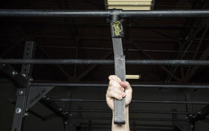Spud Tarzan Straps - One Pair - New Way to Work Back Shoulders Grip Forearms