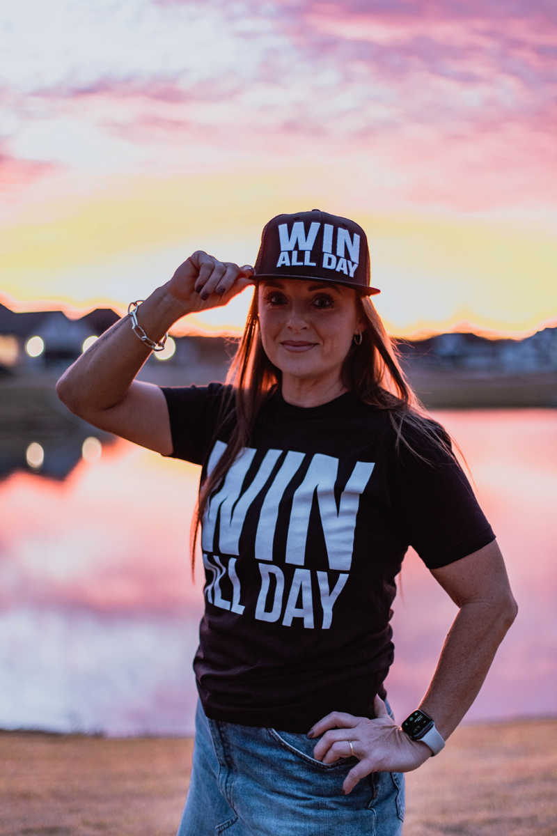 WIN ALL DAY - HAT