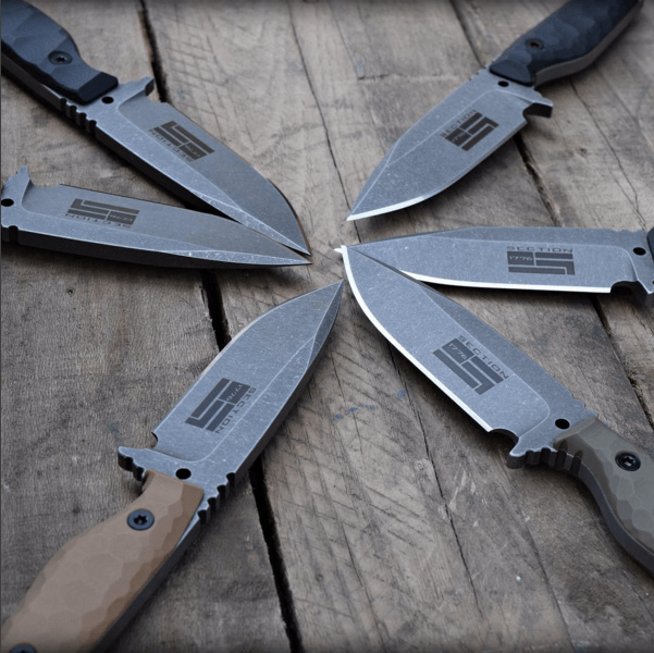 Compliance Edge Knives at Soul Ceramics
