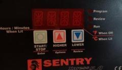 Paragon Sentry 3-Key Controller