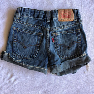 Levi's Denim Shorts 5