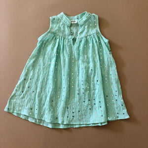 Gauze Sequin embellished Tunic 2T