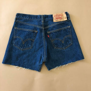 Vintage Levi 501 Cut off Shorts 29