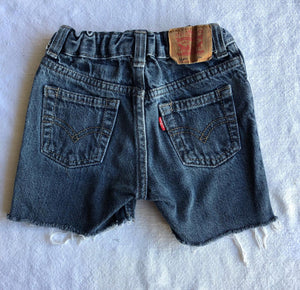 Levi's Denim Shorts 18 month