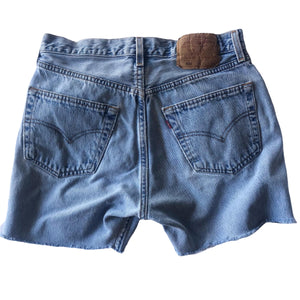 Vintage Levi's Cut Off Shorts 29