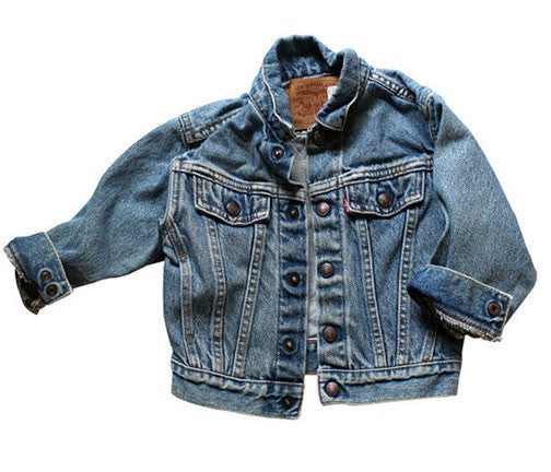 Vintage Denim Levi's Jacket 7