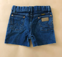 Vintage Wrangler Denim Cut off Shorts Size 6