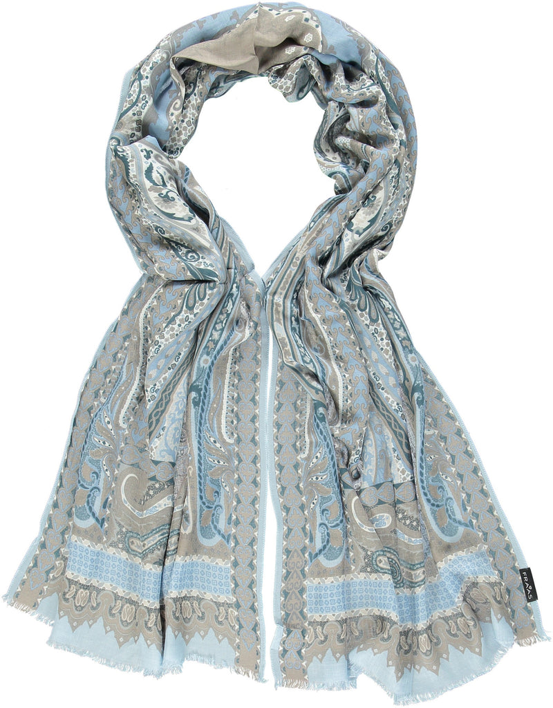Fraas Viskose Scarf for Women