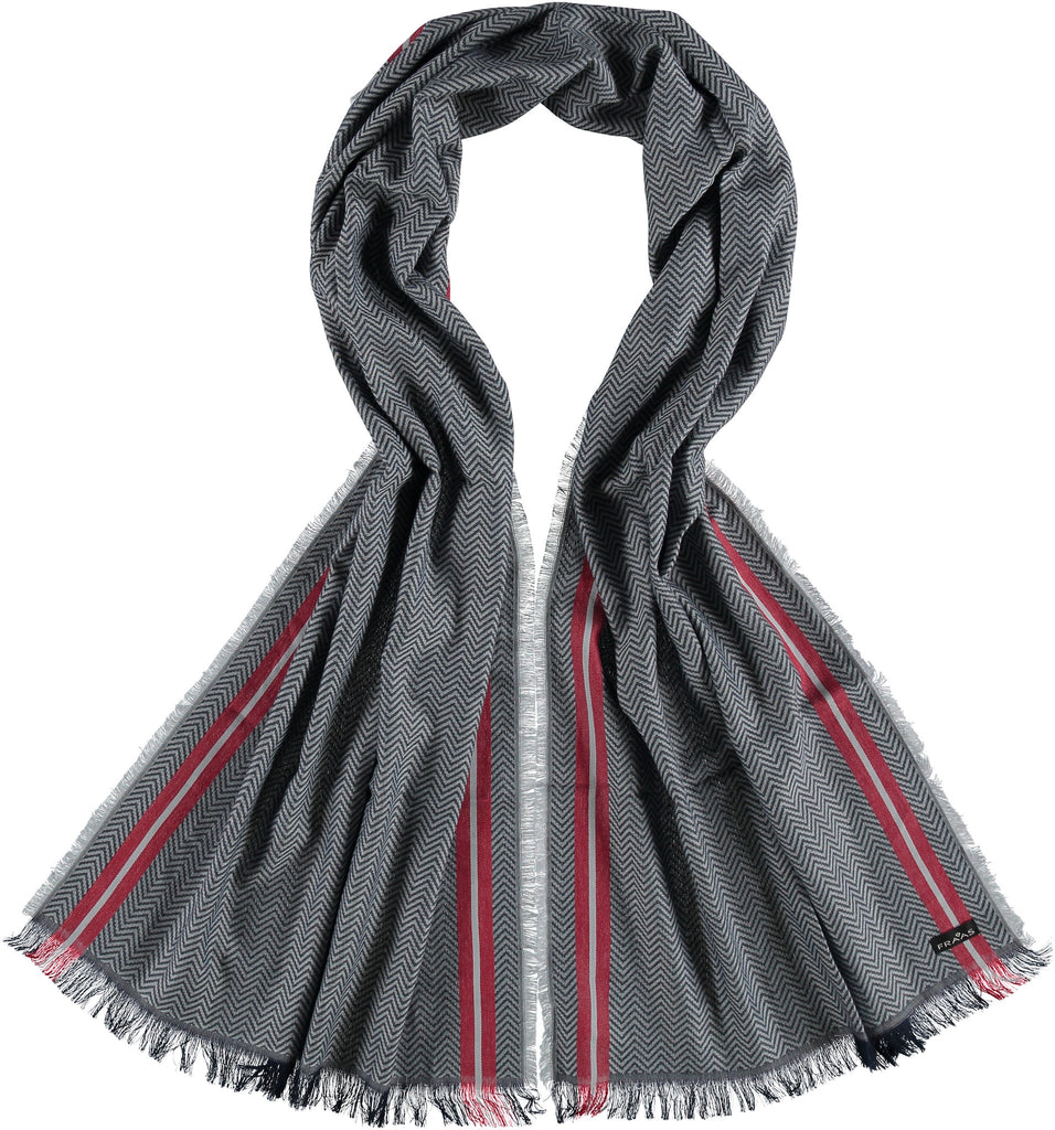 Fraas Baumwolle Scarf for Men
