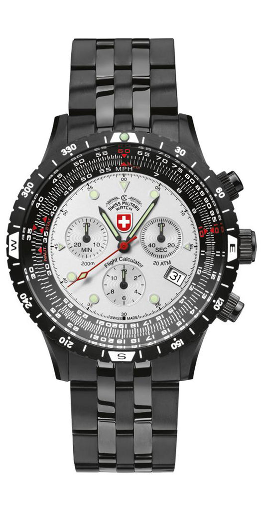 CX Swiss Military Airforce I Evo