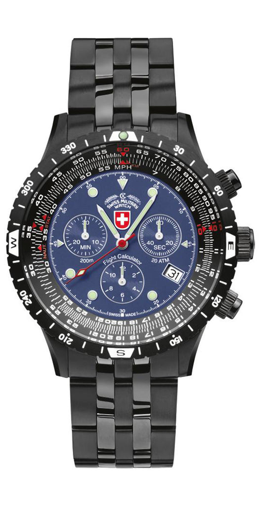 CX Swiss Military Airfore I Evo