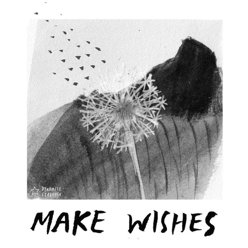 100 Drawings about Climbing — Make Wishes