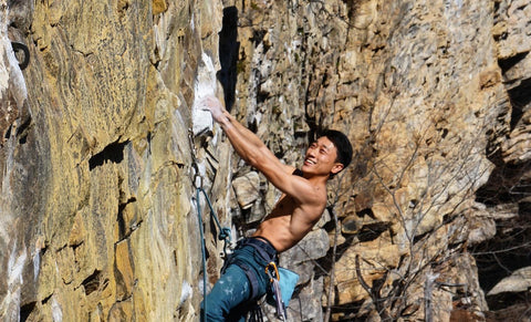 Adam Kovacevich Dynamite Starfish Climber Interview