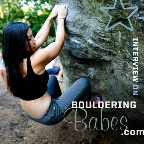 Bouldering Babes Interview