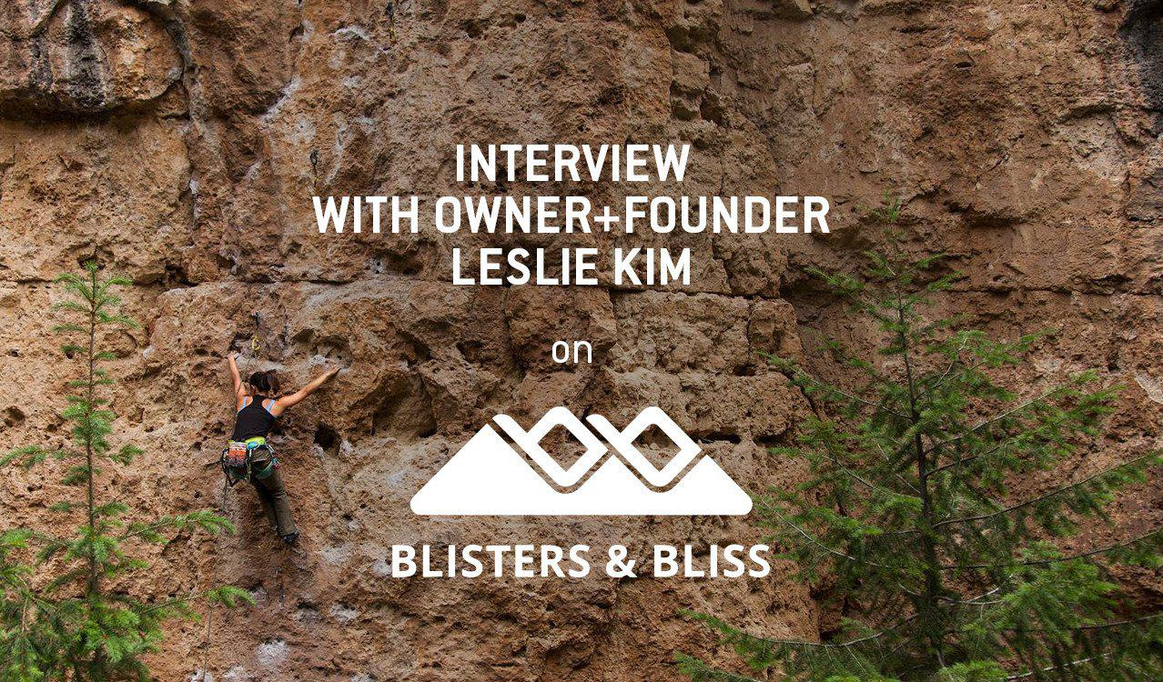 Blisters and Bliss Interview