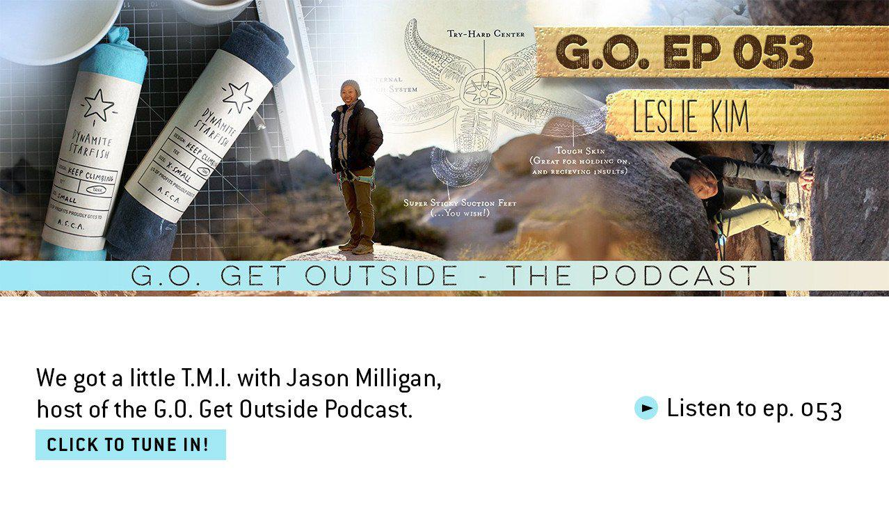 G.O. Get Outside Podcast Ep. 053