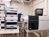 Agilent 6490 Triple Quad LC-MS with Agilent 1260/1200 HPLC