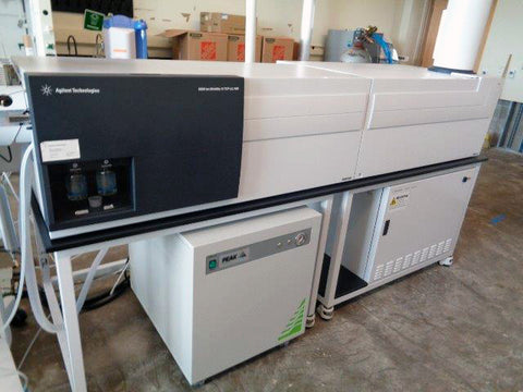 Agilent 6560 ION MOBILITY Q-TOF LC/MS from 2017