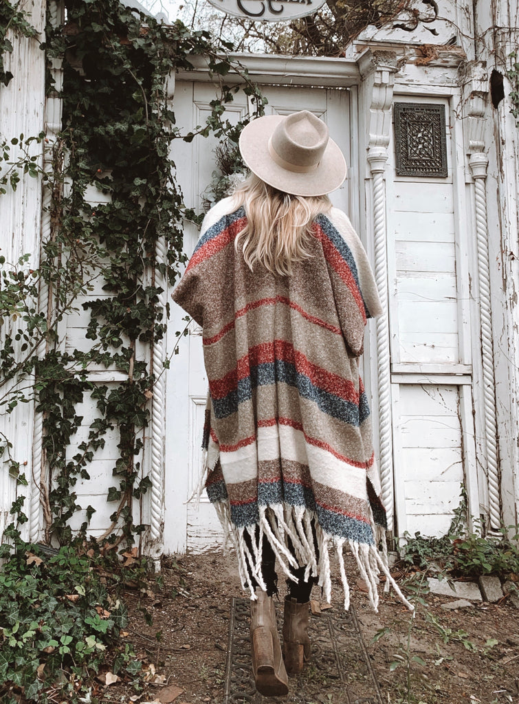 Keep Me Cozy Collection: Cabin Fever  // MARBLED STRIPE