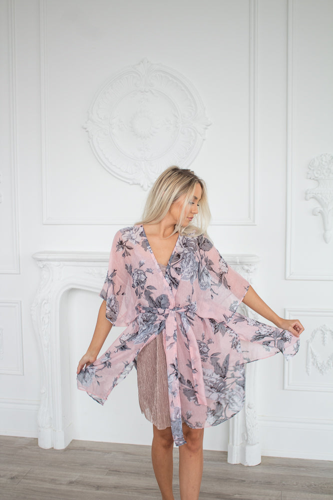 The Boho Bridal Collection- BLUSH