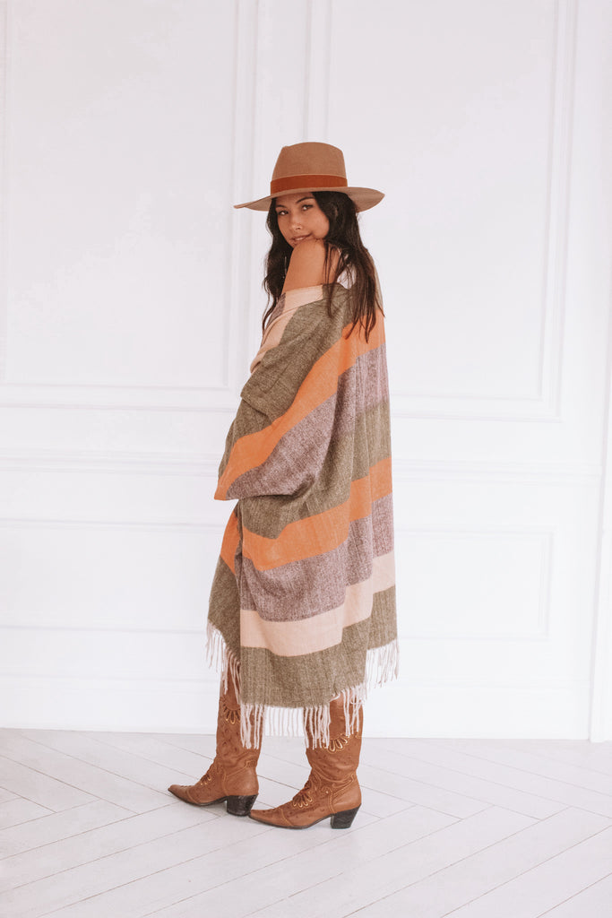 Keep Me Cozy Collection - S T R I P E / BOHO