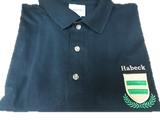Embroidered Polo/Golf Shirt Coat of Arms W/Free US S&H