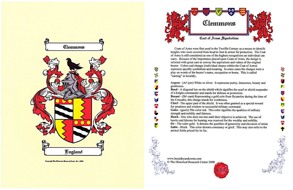 Family Crests Family Coat Of Arms Coat Of Arms Crests