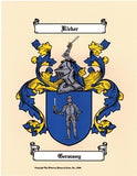 Color Coat of Arms