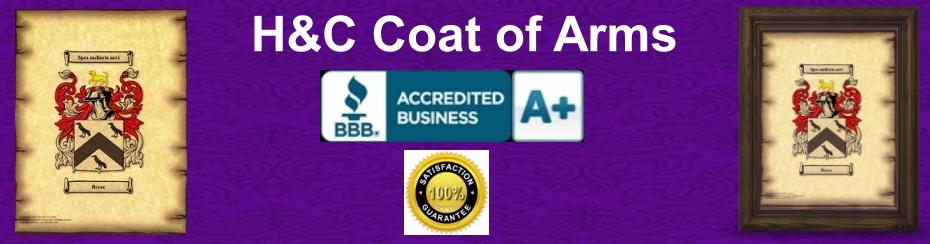 Tribute History & Coat of Arms