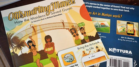 Outsmarting Manet Chamorro Interactive Book – Now Available For Purchase