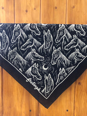 FEELINGS: PONY Bandana