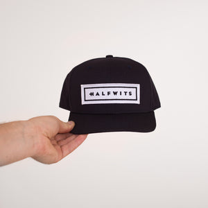 BOX CAP (NAVY)