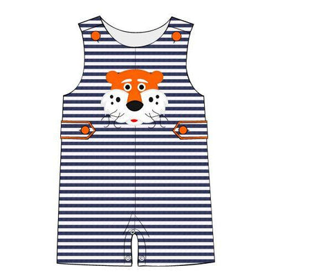 Applique Tiger Monogrammable Jon Jon