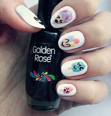 ice-cream nail designs