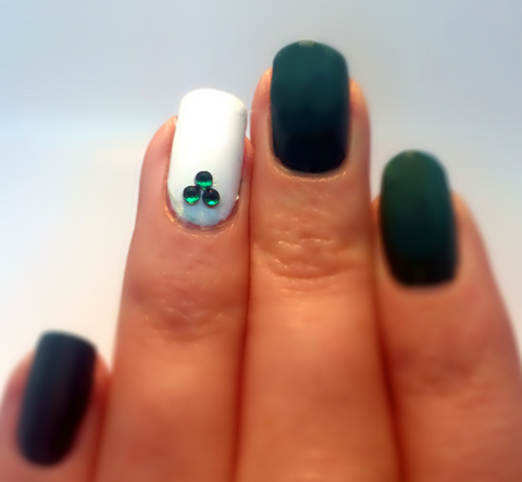 Rugby world Cup Nails Ireland