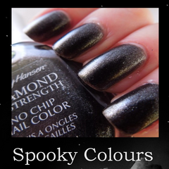 Halloween Nail Polishes