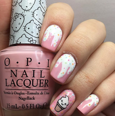 ice-cream nails designs