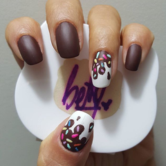 Ice Cream Nail Designs
