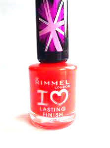 I Love Lasting Finish: Hot & Spicy