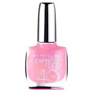 Express Finish - Pearly Pink